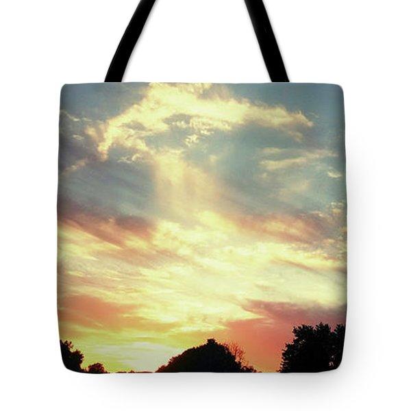 Skyscape Tote Bag