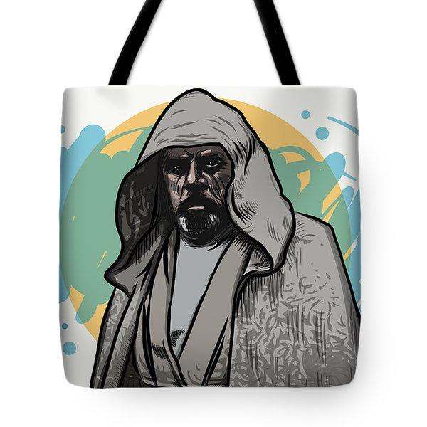 Skywalker Returns Tote Bag