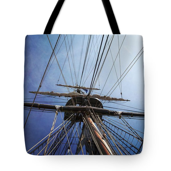 Tote Bag featuring the photograph Skyward by Dale Kincaid