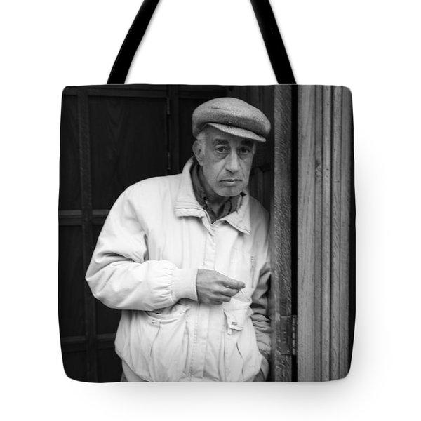 Slammin' Tote Bag