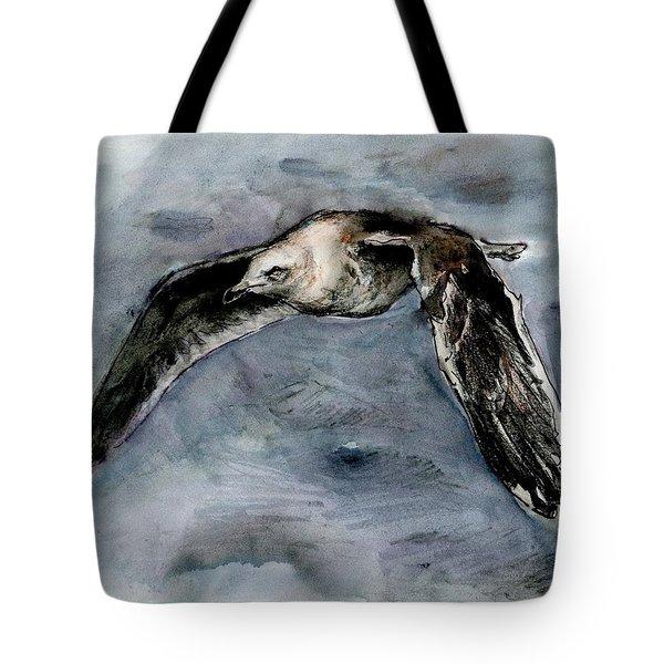 Slaty-backed Gull Tote Bag