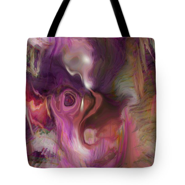 Sleep Of No Dreaming Tote Bag by Linda Sannuti