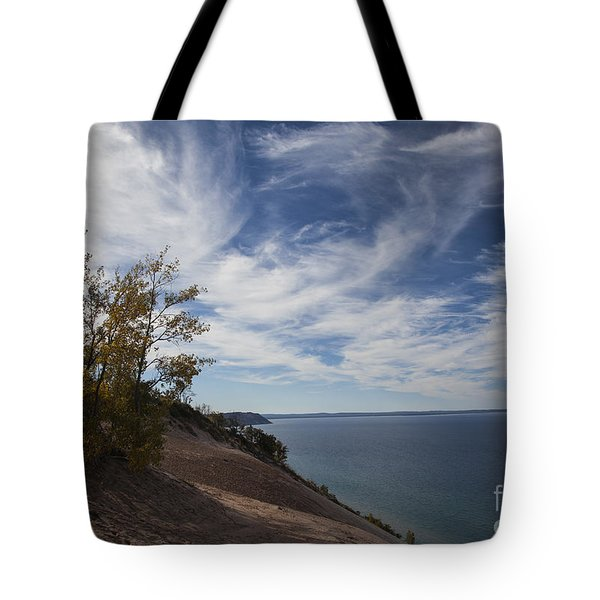 Sleeping Bear Dunes Tote Bag