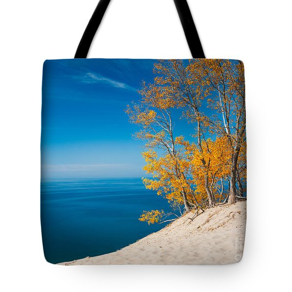 Sleeping Bear Dunes Vista 002 Tote Bag