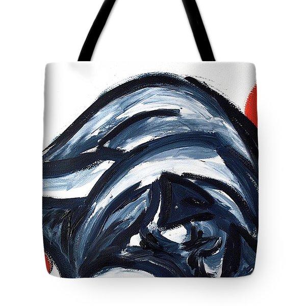 Sleeping Dog Tote Bag by Lidija Ivanek - SiLa