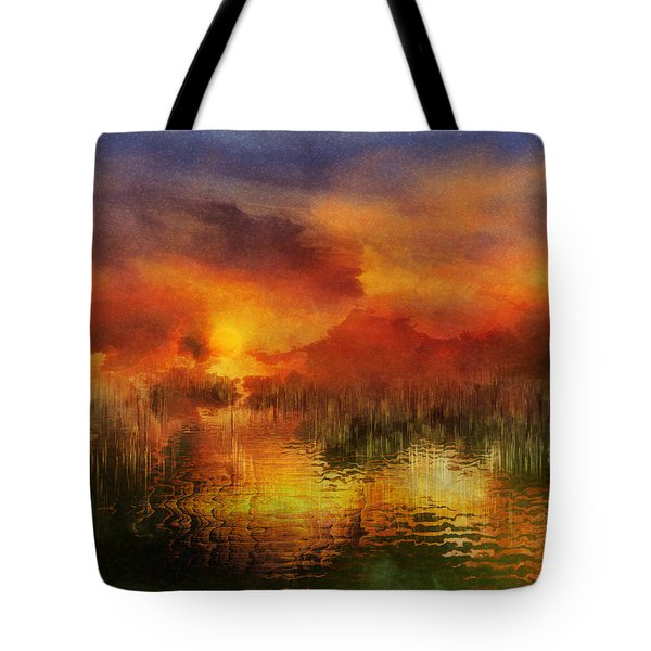Sleeping Nature II Tote Bag