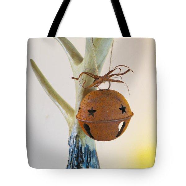 Sleighbell Tote Bag