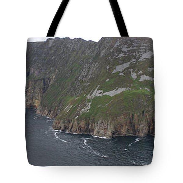 Slieve League Cliffs Tote Bag