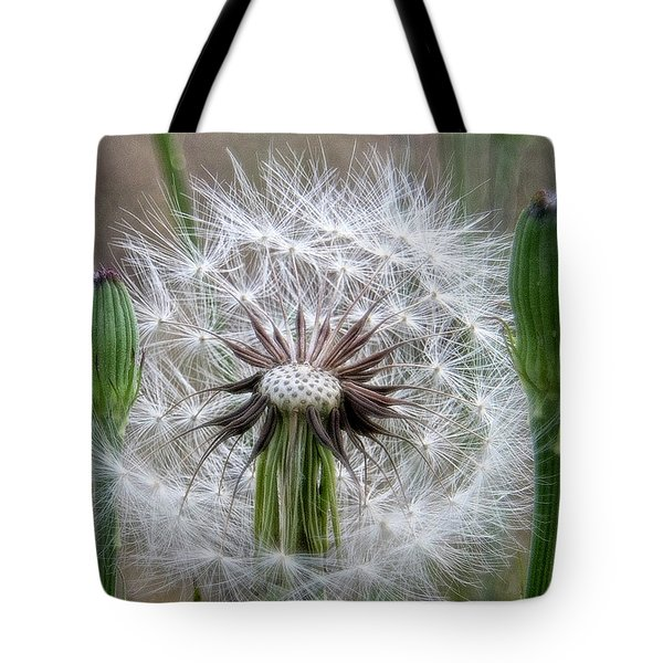 Slight Breeze Tote Bag