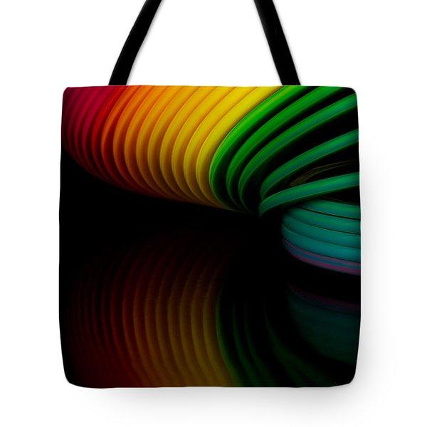 Slinky II Tote Bag