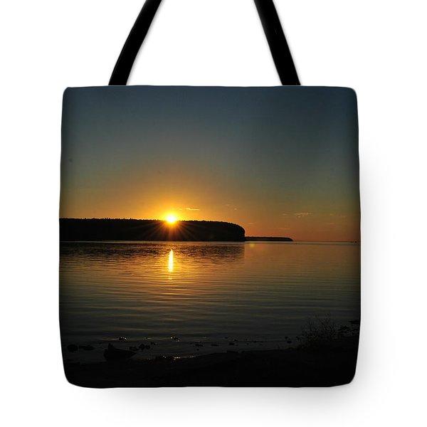 Slip Away Tote Bag