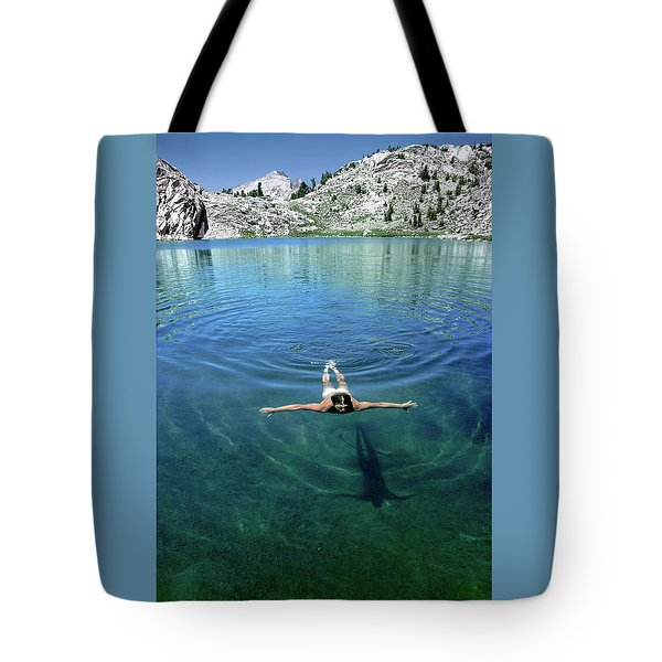 Slip Into Something Comfortable Tote Bag