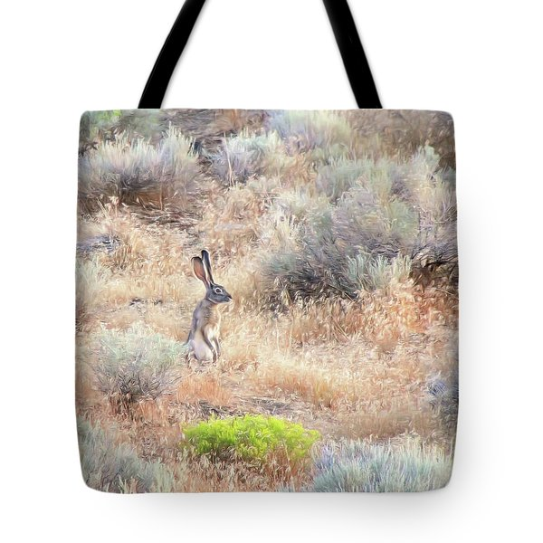 Tote Bag featuring the photograph Slip Out The Back Jack by Donna Kennedy