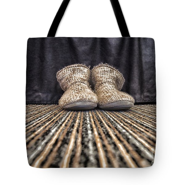 Slippers Tote Bag