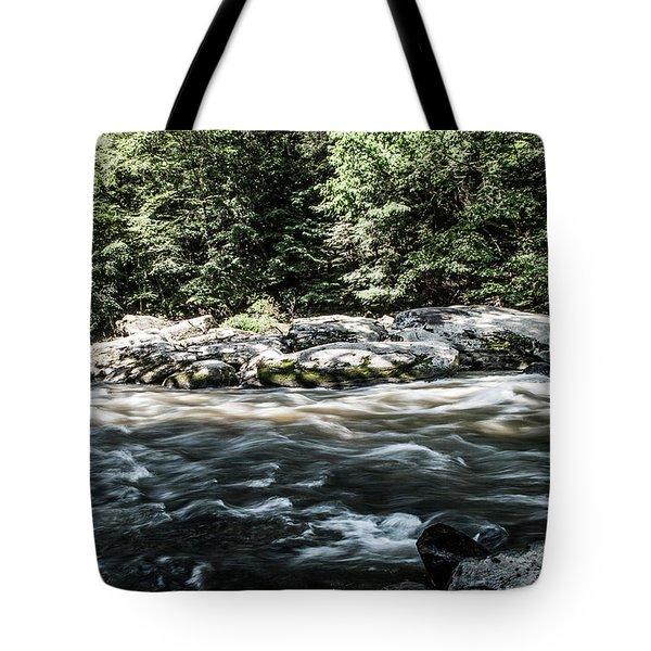 Slippery Rock Gorge - 1943 Tote Bag