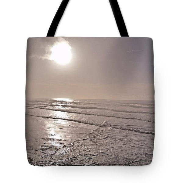 Slipping Away Tote Bag by Bonnie Bruno