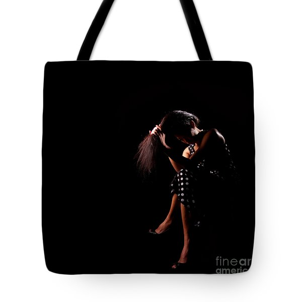 Slipping Through Her Fingers 1284664 Tote Bag