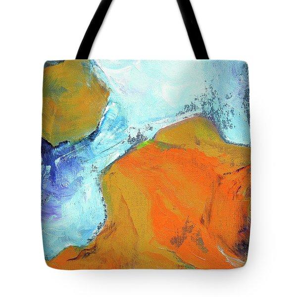 Slot Canyon 3 Tote Bag