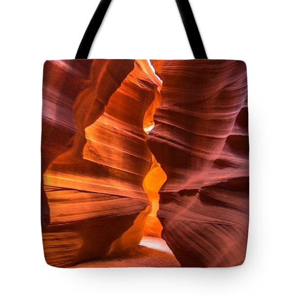 Slot Canyon Tote Bag