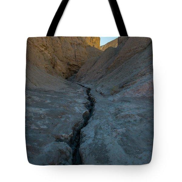 Slot Canyon Within Slot Canyon Tote Bag