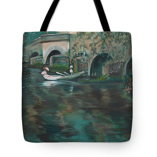 Slow Boat - Lmj Tote Bag