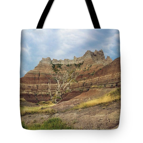 Slow Erosion Tote Bag