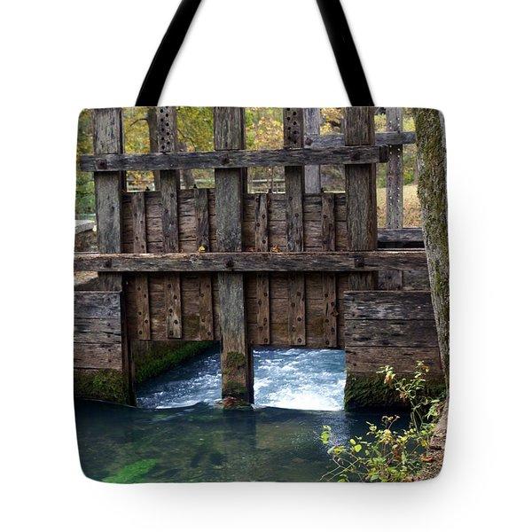 Sluce Gate Tote Bag
