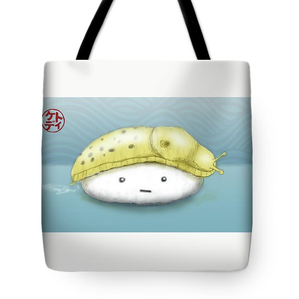Sluggo Tote Bag