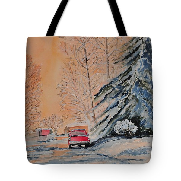 Slush Tote Bag