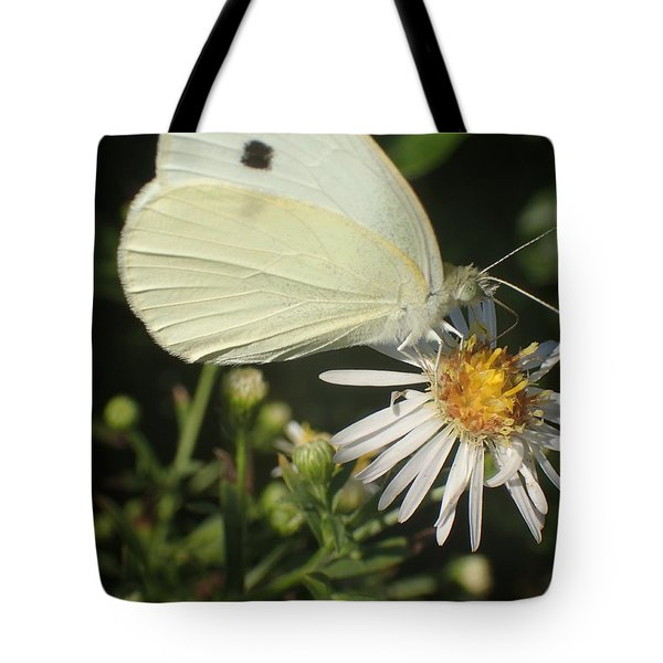 Sm Butterfly Rest Stop Tote Bag