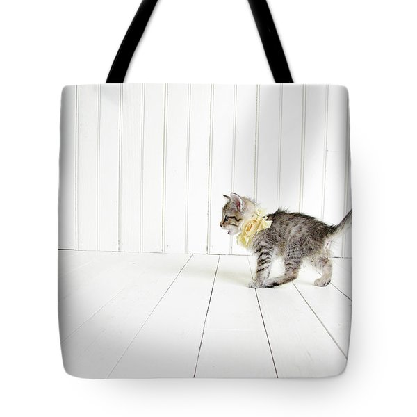 Small Tote Bag by Amy Tyler
