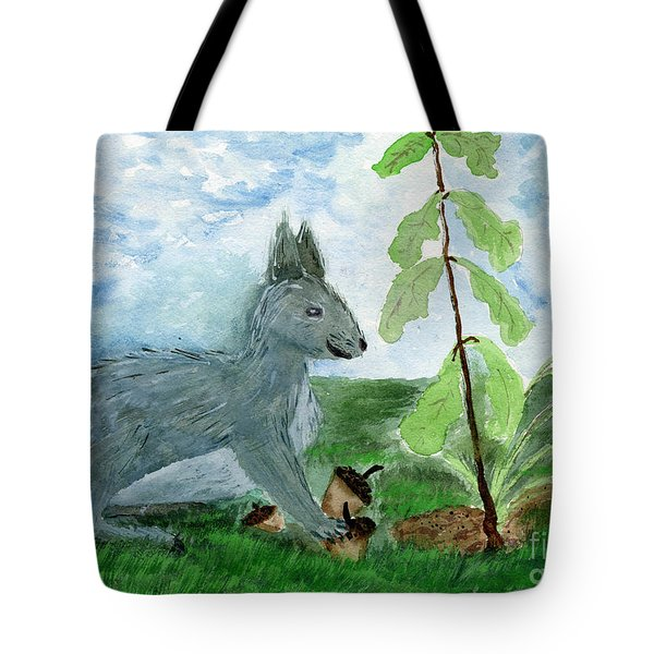Small Changes In Life Tote Bag