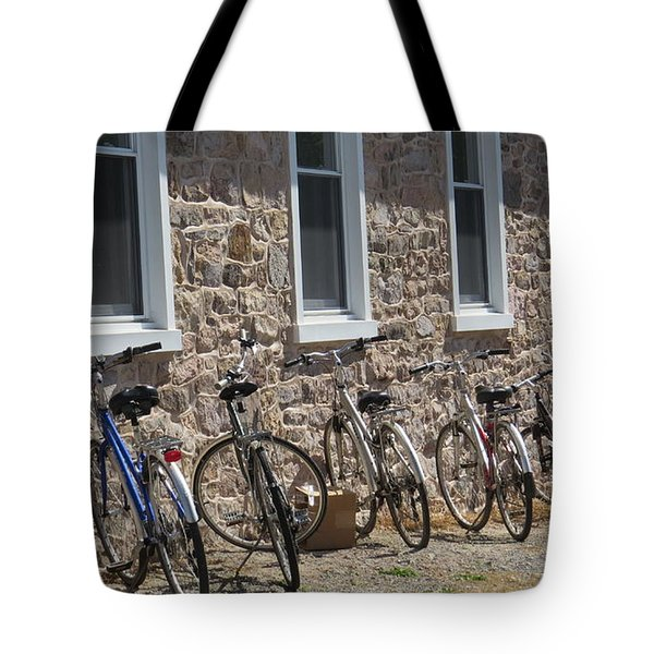 Small Country School Tote Bag