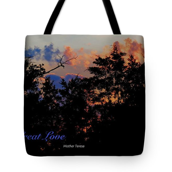 Small Counts Tote Bag by David Norman