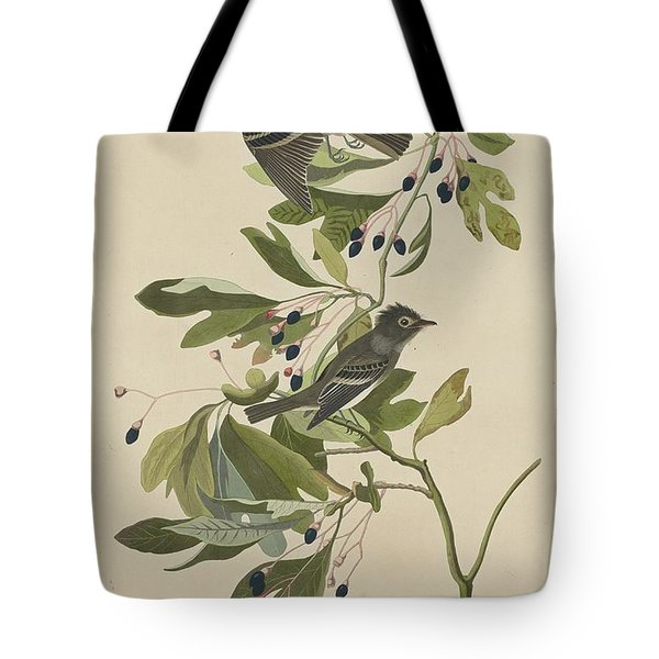 Small Green-crested Flycatcher Tote Bag by Rob Dreyer