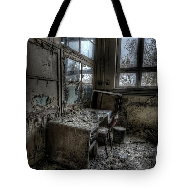 Small Office Tote Bag by Nathan Wright