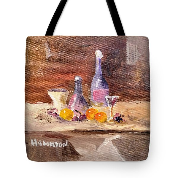 Small Still Life Tote Bag