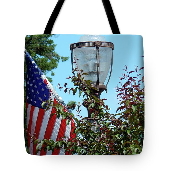 Small Town Anywhere Usa Tote Bag