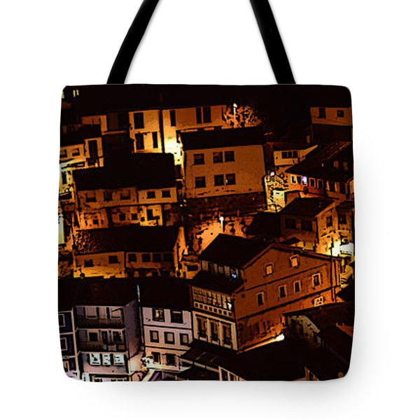 Small Village Tote Bag