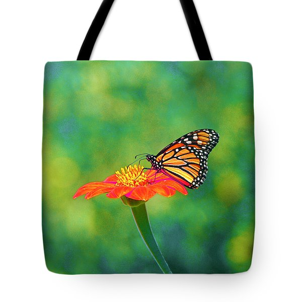 Tote Bag featuring the photograph Small Wonders by Byron Varvarigos