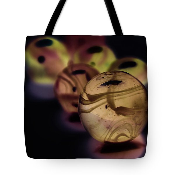 Small Wonders Of Light Tote Bag