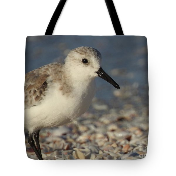 Smallest Bird Tote Bag