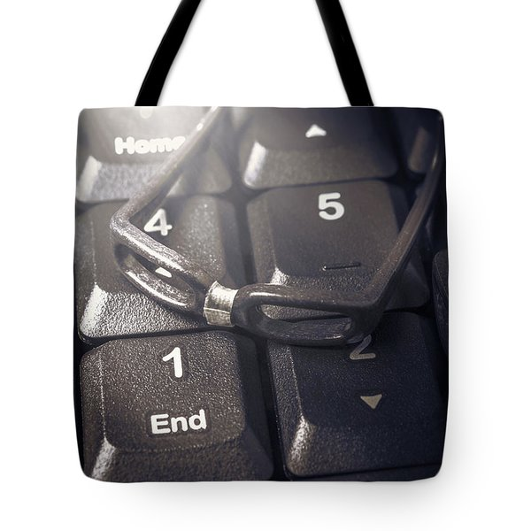 Smart Accounting Tote Bag