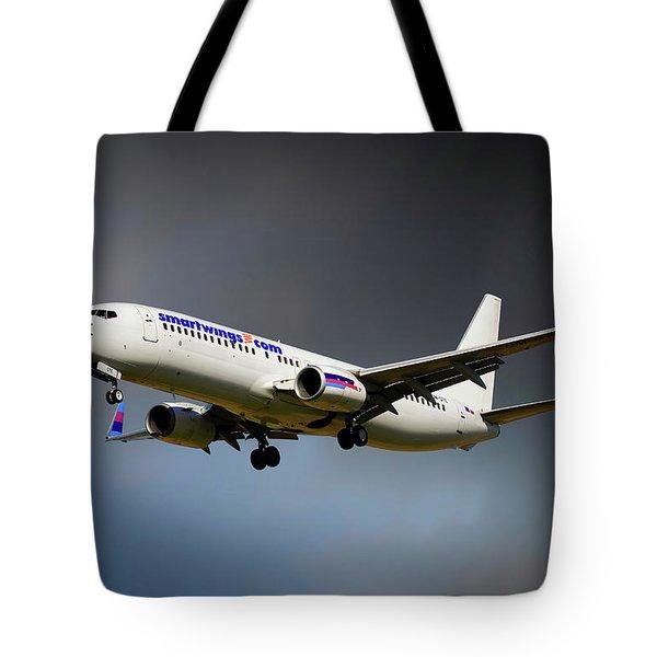 Smartwings Boeing 737-900er Tote Bag