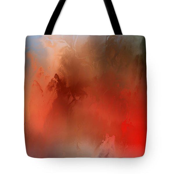 Wicked Worm Tote Bag