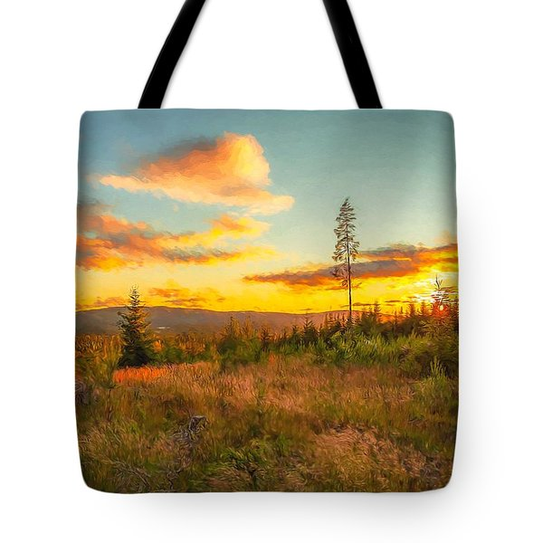 Tote Bag featuring the photograph Smell Of Nature by Rose-Maries Pictures
