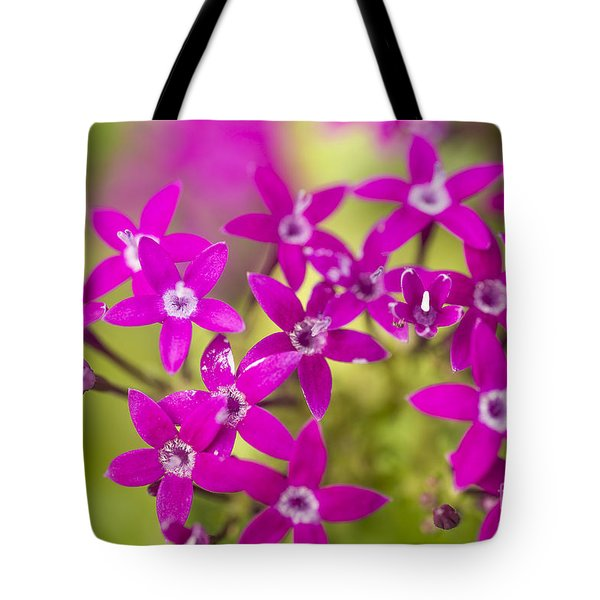 Smell Purple Tote Bag