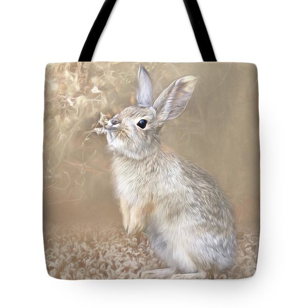 Tote Bag featuring the photograph Smell Test by Donna Kennedy