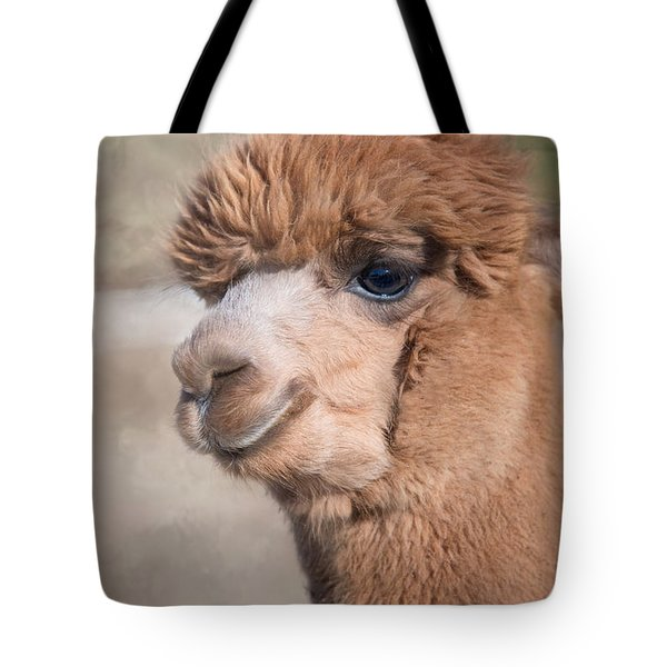 Tote Bag featuring the photograph Smile by Robin-Lee Vieira