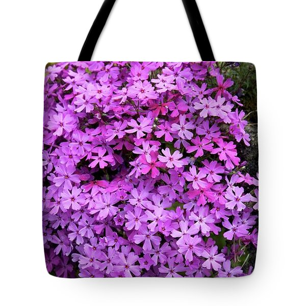 Living Bouquet Tote Bag by Colleen Williams